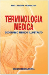 Terminologia medica dizionario medico illustrato cesarone for Ordinare libri on line